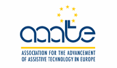 AAATE Logo - Association for the Advancement of Assistive Technology in Europe